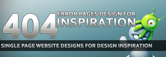 Post image of 65 Creative Amazing 404 Error Pages Design for Design Inspiration