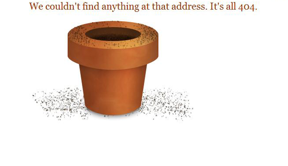 65 Creative Amazing 404 Error Pages Design for Design Inspiration