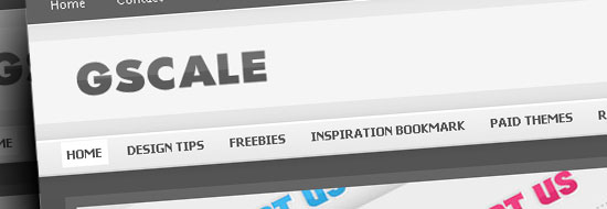 Free Download G-scale WordPress Theme – Free Premium Greyscale Theme