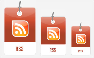 RSS Social Bookmarking Icons