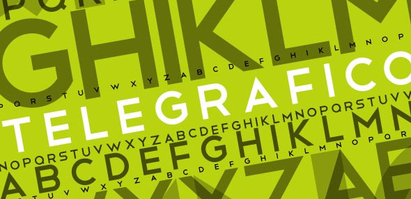 25 New High-Quality Fonts for Designers