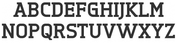 20 Beautiful Fonts for Big and Effective Headlines - Tertre