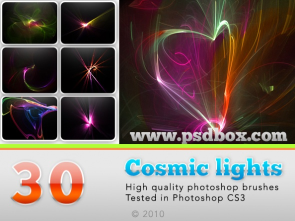 50 Free Creative Photoshop Brushes Sets