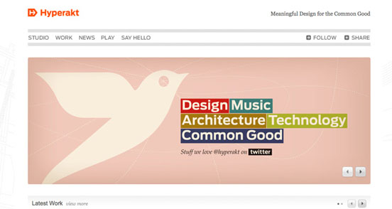 50 Fresh CSS Website Designs Showcase Roundup for Inspiration