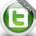 Post Thumbnail of Download 3D Glossy Green Color Social Networking Icons