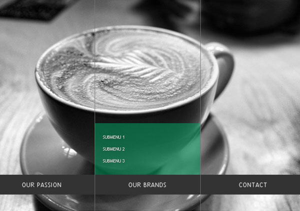 Background Image Navigation with jQuery