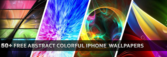 50 Free Abstract Colorful Iphone Wallpapers Wallpapers