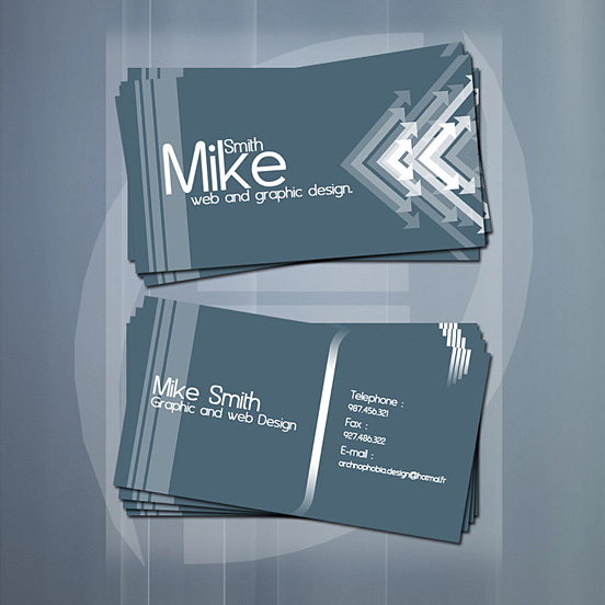 50+ Fresh Creative Business Card Designs for Design ...