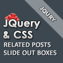 Post thumbnail of Related Posts Slide Out Boxes Menu with jQuery and CSS3