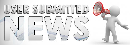 User Submitted Community News–December 2010