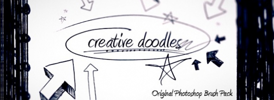 Creative_Doodles_Photoshop_Brushes