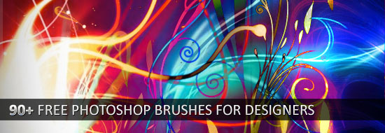 Download 90+ Free Photoshop Brushes for Designers