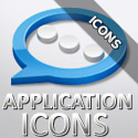 Post Thumbnail of Download Free Application Icon Set