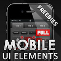 Post Thumbnail of Download Free Mobile UI Design Elements Set : Mobility