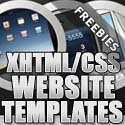 Post thumbnail of Free Download 50+ High Quality XHTML/CSS Corporate Website Templates