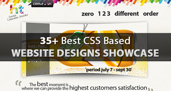 75 best xhtml css websites in the month of july 2011 for Best architect websites