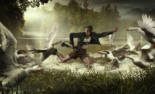 Eye Catching Examples Of Photo Manipulation Art