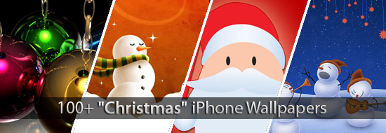 Christmas iPhone Wallpapers:100+ Free iPhone Wallpapers