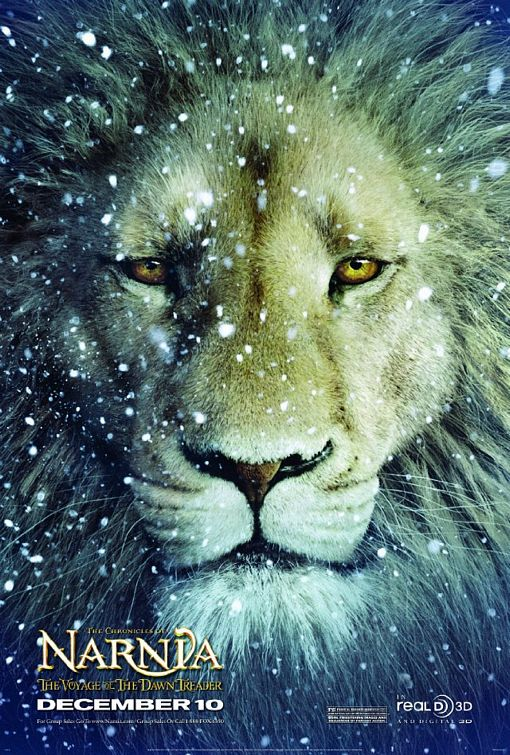The Chronicles of Narnia: The Voyage of the Dawn Treader - 50+ Best Movie Posters of 2010 and 2011 - Movies Poster Showcase
