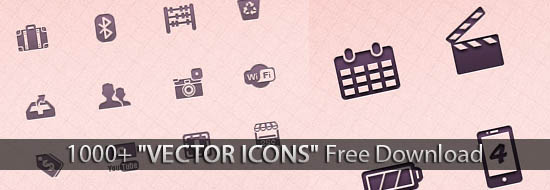 Free Vector Icons Download Now