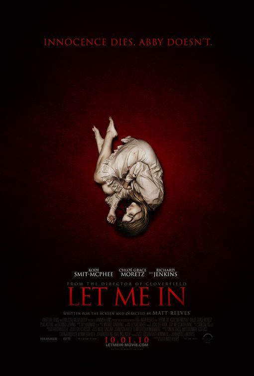 Let Me In - 50+ Best Movie Posters of 2010 and 2011 - Movies Poster Showcase