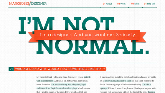 Inspirational Website Designs: 40+ Top Website Designs For Designers
