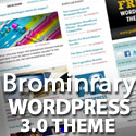 Post thumbnail of Wordpress Theme: Download Brominerary Wordpress Theme