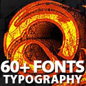 Post thumbnail of Font Typography: 60+ Ultimate Fonts Typography Designs for Inspiration