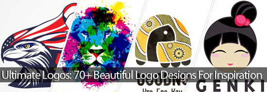 Ultimate Logos: 70+ Beautiful Logo Designs For Inspiration
