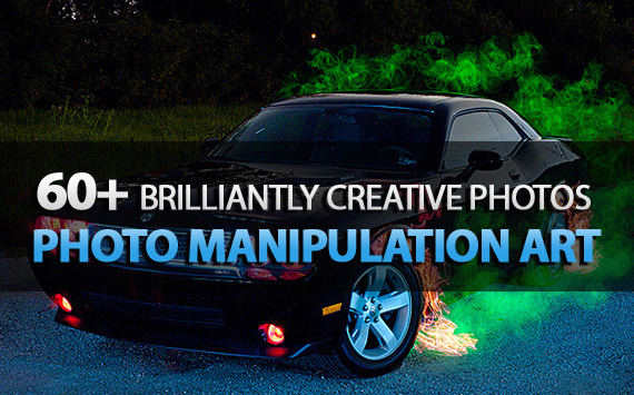 Brilliantly Creative Photos: 60+ Beautiful Photo Manipulation Art