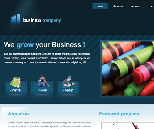 Free downloadable business templates kubreforic free downloadable business templates cheaphphosting