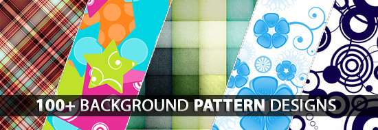 Post Thumbnail of Background Pattern Designs: 100+ Hi-Qty Pattern Designs For Website Background