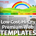 Post Thumbnail of Premium Website Templates - Low Cost, Hi-Qty Templates