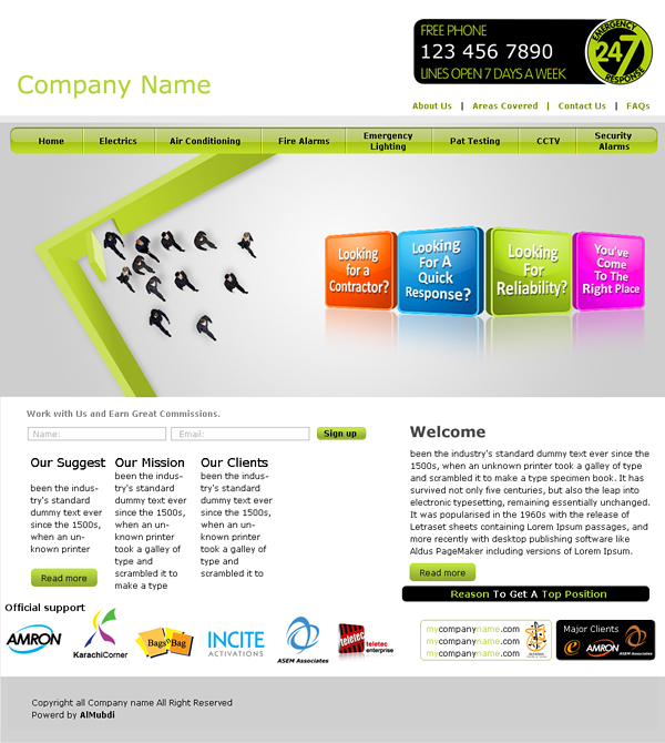 Premium website templates low cost hi qty templates resources premium templates fresh premium website template collection pronofoot35fo Choice Image