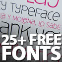 Post thumbnail of Free Fonts: 25+ Latest Free Fonts For Your Next Designs