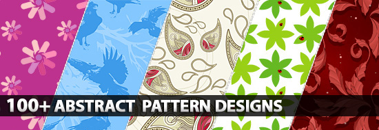Background Pattern Designs: 100+ Abstract Pattern and Texture Designs