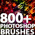 Photoshop Brushes: 800+ Free Hi-Res Photoshop Brushes