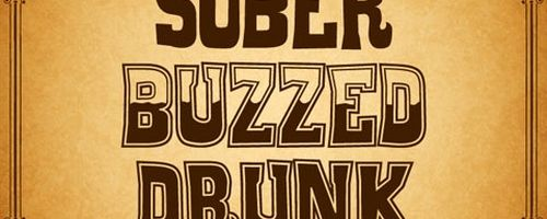 Sober Buzzed Free Font