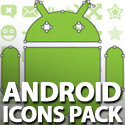 Android Vector Icons Pack (AI, EPS, SVG)