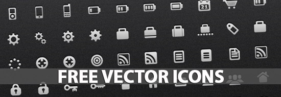 99+ Free Vector Icons For Mobile Apps, Web and Print Projects