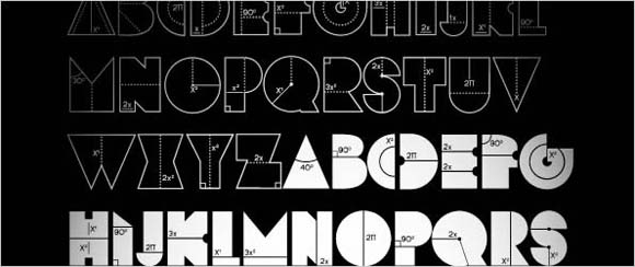 Free Fonts: 18 New High Quality Fonts