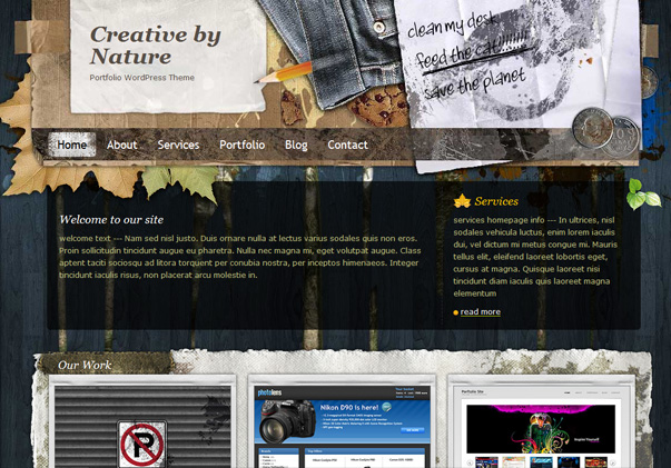 Wordpress Themes Personal Blog