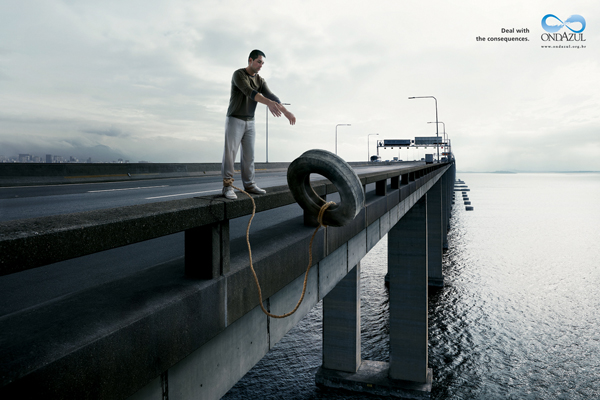 Creative Ads: 50 Eye-Catching Advertising Posters For Inspiration