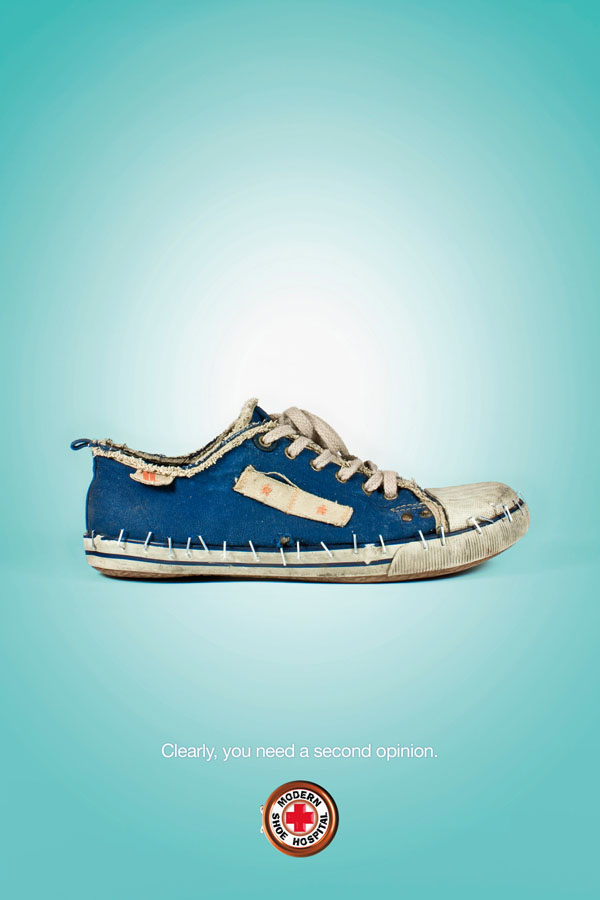 Creative Ads: 50 Eye-Catching Advertising Posters For Inspiration ...