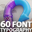 Post Thumbnail of Fonts Inspiration: 60 Awesome Font Typography Designs