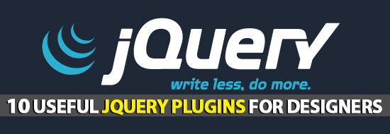 Post Thumbnail of 10 Useful jQuery Plugins For Designers