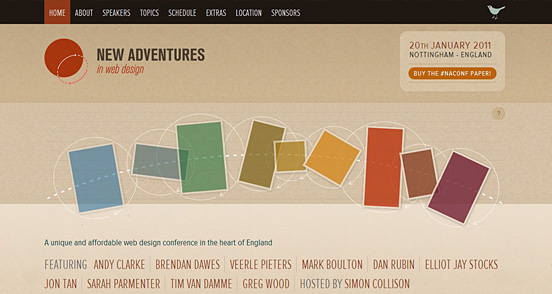 60+ Creative  CSS Websites Showcase For Designers