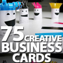 75 Creative Business Cards Designs