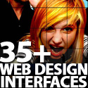 Web Interfaces: 35+ Creative Web Design Interfaces