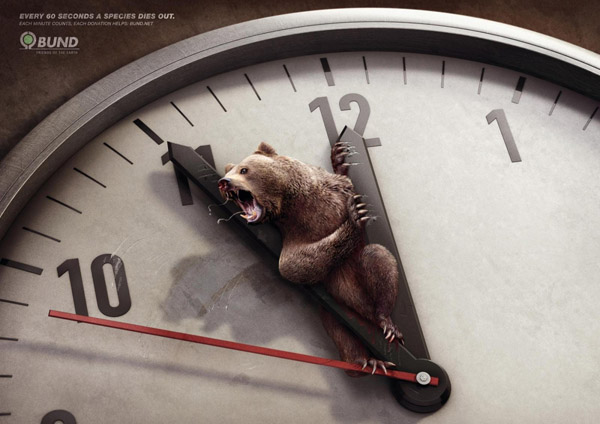 Creative Advertising Posters